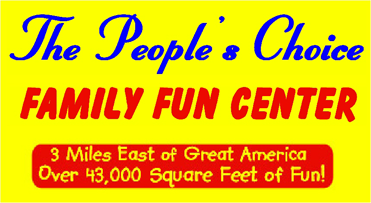The Peoples Choice Family Fun Center