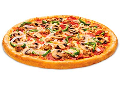 Multi-Topping Pizza