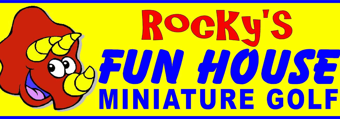 Rocky's Fun House Miniature Golf